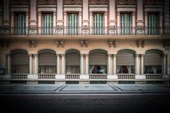 L'Antigua prende la cura del centro della Spagna Fotografia Stock