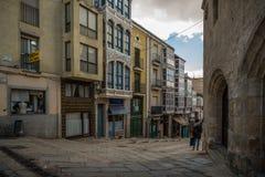 L'Antigua prende la cura del centro della Spagna Immagine Stock Libera da Diritti