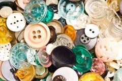 L'antiquité boutonne le fond Image libre de droits