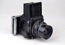 L'appareil-photo Photographie stock
