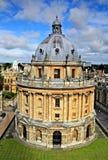 L'appareil-photo de Radcliffe, Oxford Images libres de droits