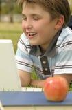 L'apprentissage peut être amusement Image libre de droits