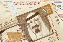 L'Arabia Saudita Fotografia Stock