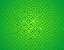 L'arabo cinese ornamentale orientale astratto verde floreale, islamico, fondo di struttura del modello Imlek, il Ramadan, carta d royalty illustrazione gratis