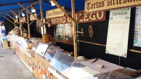 L'arabo commercializza Ibiza Spagna Immagine Stock Libera da Diritti