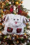 L'arbre de Toy And New Year photographie stock libre de droits
