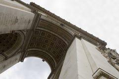 l'Arc de Triomphe Image libre de droits