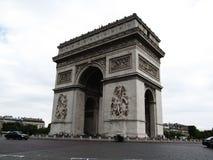 L'Arc de Triomphe Immagini Stock