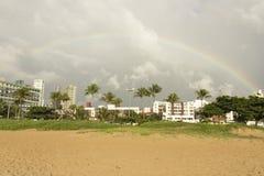 L'arc-en-ciel photos libres de droits