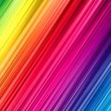 L'arc-en-ciel abstrait colore le fond Photos stock