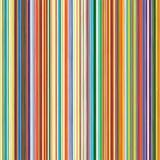 L'arc-en-ciel abstrait incurvé barre le fond de couleur Images libres de droits