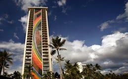 L'arc-en-ciel célèbre Photographie stock libre de droits