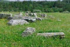 L'archeologia collega due Immagine Stock Libera da Diritti