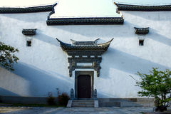 Architecture antique chinoise Image stock