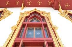 L'architecture de la fenêtre Photographie stock