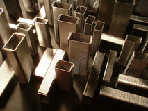 L'architecture II des agrafes Photographie stock libre de droits