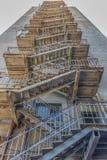 L'architecture soviétique de Tbilis photos stock