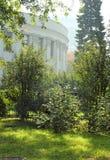 L'architettura dell'edificio per uffici Fotografie Stock Libere da Diritti