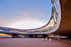 L'architettura moderna della costruzione dettaglia II Immagine Stock Libera da Diritti