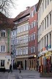 L'architettura nell'area ha chiamato il ` del triangolo delle Bermude del ` a Graz Fotografia Stock
