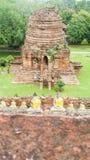 L'architettura tradizionale del tempio in Tailandia immagine stock libera da diritti