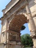 L'arco di Titus Fotografia Stock Libera da Diritti