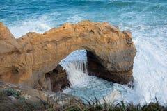 L'arco, porto Campbell National Park, Victoria, Australia fotografia stock libera da diritti