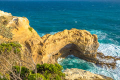 L'arco, Victoria Australia Fotografia Stock