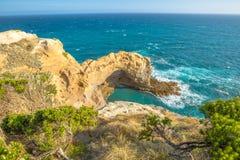 L'arco, Victoria Australia Immagini Stock Libere da Diritti