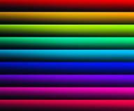 L'arcobaleno allinea il fondo Fotografia Stock Libera da Diritti