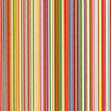 L'arcobaleno astratto curvo barra il fondo di colore Immagine Stock