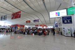 L'area di b della stazione ferroviaria del nord di Shenzhen Immagine Stock