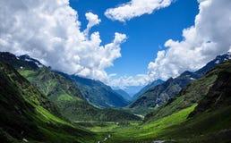 L'area più bella nel Cina-Tibet fotografie stock libere da diritti