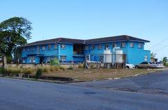 L'area storica della st Ann Garrison in Barbados Immagine Stock
