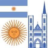 l'argentina Fotografie Stock