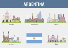 l'argentine Photo stock