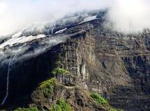 L'Argentine, Bariloche - trek pour noircir Glaier Image stock