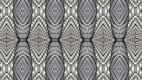 L'argento astratto ha modellato il fondo per la progettazione dei tessuti, Fotografia Stock