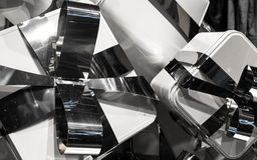L'argento presenta (2) Immagini Stock Libere da Diritti