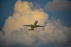 L'aria del drago decolla Immagine Stock Libera da Diritti