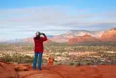 l'Arizona beau Image libre de droits