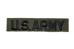 L'armée américain Images libres de droits