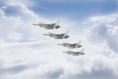 L'Armée de l'Air thaïlandaise vole photographie stock