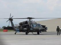L'Armée de l'Air de police en Colombie Photographie stock