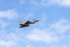 L'Armée de l'Air espagnole Eurofighter Images libres de droits