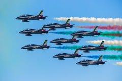 L'Armée de l'Air italienne image libre de droits