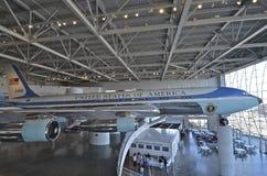 L'Armée de l'Air 1 Reagan Photographie stock