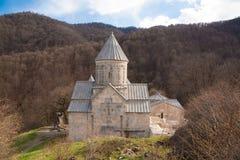 l'arménie Monastère Haghartsin jour Photo stock