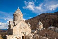l'arménie Monastère Haghartsin jour Photographie stock