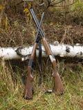 L'arma di caccia Immagine Stock